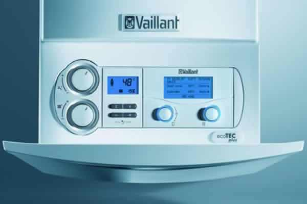 Vaillant boiler image for Sepede Plumber Services
