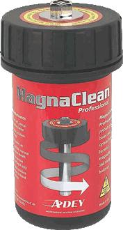 Magnaclean powerflush by G. Sepede Bedford plumbers